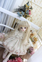 BJD doll zone Dress 1/4 Over 3 years old goods in stock Light green rabbit, beige rabbit Four big baby MSD, six big six, little cloth Blythe, star dew s, 20cm cotton doll, 40cm cotton doll, 15cm cotton doll