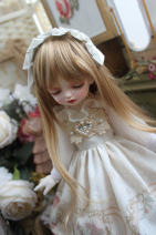 BJD doll zone Dress 1/6 Over 3 years old goods in stock Four giant baby MSD, six, big six, small cloth, salon, 20cm cotton doll, 40cm cotton doll, 15cm cotton doll, xingdailu s