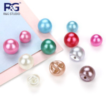Button rgg White, black, silver, green, yellow, champagne, purple, light blue, sky blue, royal blue, Navy, dark gray, light yellow, dark yellow, orange red, pink, light rose red, rose red, deep rose red, purple red, silver powder, deep purple 8mm [12 pieces for decoration], 10mm [12 pieces for shirt]