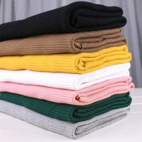 Fabric / fabric / handmade DIY fabric cotton Black, camel, cream, pink, dark green, egg yolk, grey, oat, light blue, dark blue Bo Sheng 91% (inclusive) - 100% (exclusive)