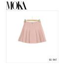 skirt Spring 2021 M,L,XL,2XL Black, white, blue, pink