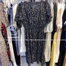 Dress Spring 2021 White, black Average size