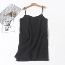 Dress Summer of 2019 Picture color M, L Middle-skirt singleton  commute camisole Korean version B20-08-10054