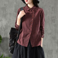 shirt Red, dark grey L [recommended under 105 kg], XL [recommended 105-120 kg], XXL [recommended 120-135 kg], 3XL [recommended 135-145 kg], m [recommended 90-100 kg] Spring 2021 cotton 81% (inclusive) - 90% (inclusive) Short sleeve commute Regular Polo collar Single row multi button routine lattice