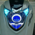 Xenon lamp for motorcycle Chinese Mainland Being proud Light bulb: