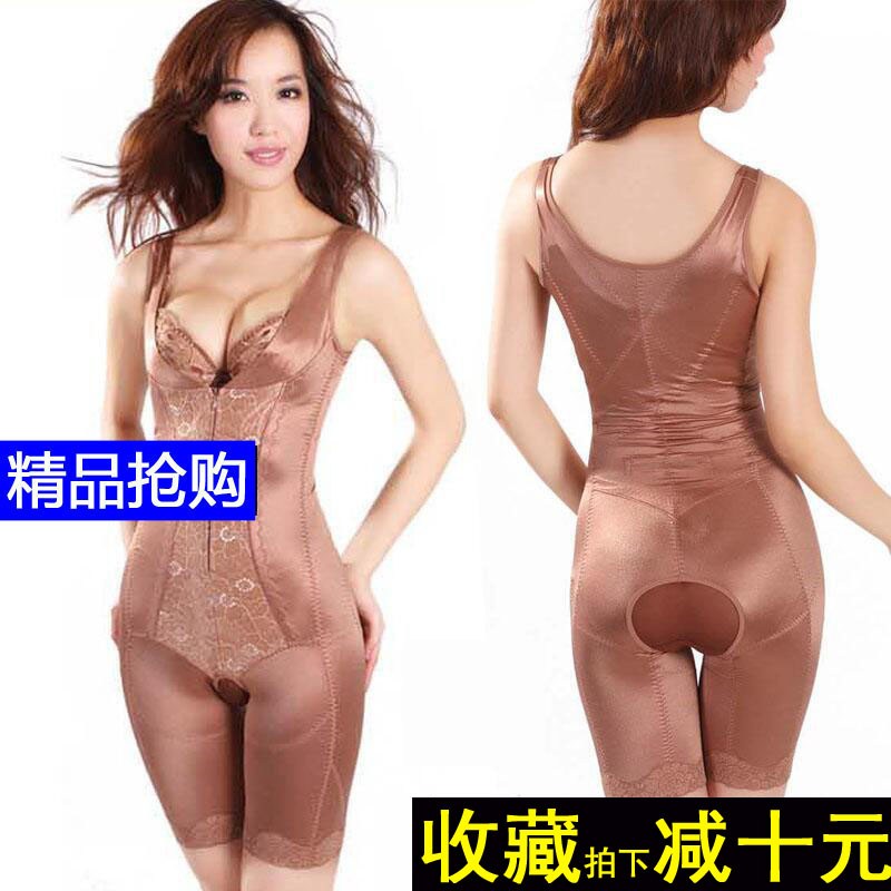 Body shaping suit Wonderful world beloved Atmospheric black classic elegant black light complexion light gray dark gray Sleeveless routine Plants and flowers sexy boxer nylon French beehive brandy autumn Embroidery