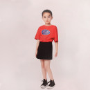 trousers Other / other female spring and autumn shorts leisure time No model Casual pants Leather belt middle-waisted other Don't open the crotch Polyester 100% Class B 2, 3, 4, 5, 6, 7, 8, 9, 10, 11, 12, 13, 14 years old