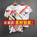 T-shirt other thin S,M,L,XL,2XL Tagkita / she and others Short sleeve Crew neck standard Other leisure summer F1 Business Casual Solid color
