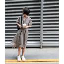 shirt stripe S, M Spring 2021 cotton 31% (inclusive) - 50% (inclusive) commute ALOOF Simplicity