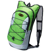 Backpack Fog lion 2L water bag camouflage blue camouflage green black light green pink lake blue Below 20L For men and women One hundred and eighteen Backpack polyester fiber Summer 2015 Resin network China soft roll