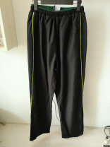 trousers male Other / other L, M Black + blue, black + Green Autumn of 2018 Tightness Sports & Leisure easy Sports life polyester fiber Moisture absorption and perspiration, anti ultraviolet, quick drying, breathable, waterproof Woven polyester cotton middle-waisted