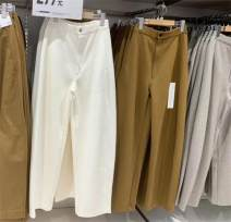 Casual pants Black, maroon, white, Dark Beige, light beige S,M,L,XL Autumn of 2019