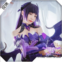 Cosplay women's wear suit Pre sale Over 14 years old Magic suit + wings game L,M,S,XL Meimeng workshop Chinese Mainland Royal sister model Collapse 3 Meimeng workshop