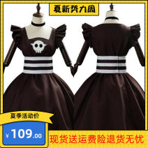 Cosplay women's wear suit goods in stock Over 14 years old The default color is black Animation, original, game L,M,S,XL Reincarnation Japan Reincarnation