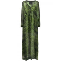 Dress Summer 2020 green 38 it, 40 it, 42 it, 44 it, 46 it, inventory is not accurate, please consult customer service Long sleeves V-neck John Richmond F14984523 More than 95% other