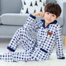 Home suit Sleepy spring and autumn male Cotton 100% 2, 3, 11-13, 4, 13, 5, 6, 7, 8, 1-3, 9, 10, 3-5, 11, 5-7, 12, 7-9, 13, 14, 9-11 Anti static, anti-bacterial, anti radiation, anti ultraviolet, anti infrared, anti odor, moisture absorption, perspiration, fat burning, home use Class B