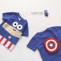 T-shirt Other / other 80cm,90cm,100cm,110cm,120cm,130cm neutral 12 months, 9 months, 18 months, 2 years old, 3 years old, 4 years old, 5 years old, 6 years old, 7 years old