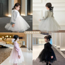 Dress female Yoehaul / youyou 80cm,90cm,100cm,110cm,120cm,130cm,140cm Other 100% spring and autumn princess Long sleeves other Cotton blended fabric other 12 months, 18 months, 2 years old, 3 years old, 4 years old, 5 years old, 6 years old Chinese Mainland Zhejiang Province Hangzhou