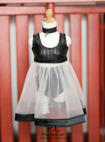 BJD doll zone Dress 1/6 Over 14 years old goods in stock Black (please base to prevent color shift) BJD 1 / 6 size please see the following instructions, BJD 1 / 4 size please see the following instructions paradiselost Multi Size
