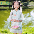 Tang costume Green, pink Polyester 100% female summer There are models in the real shooting Thin money other Solid color Cotton liner Three, four, five, six, seven, eight, nine, ten, eleven, twelve Chinese Mainland