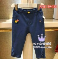 trousers Other / other female 90cm,100cm,110cm,120cm,130cm,140cm,150cm blue spring and autumn trousers 3 months, 12 months, 6 months, 9 months, 18 months, 2 years old, 3 years old, 4 years old, 5 years old, 6 years old, 7 years old, 8 years old, 9 years old