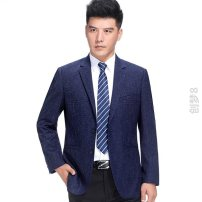 Suit other Others Blue -% 180,190,175,185,165,170 Flat lapel No slits Four seasons Extra wide A double breasted button Other leisure VSF8311 Solid color