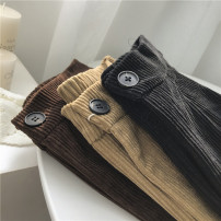 skirt Winter 2020 M, L Black, khaki, coffee Mid length dress Versatile High waist Solid color 18-24 years old 2020.11.30 71% (inclusive) - 80% (inclusive) other Other / other