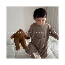 Jumpsuit / climbing suit / Khaki Other / other other neutral Beige, purchasing agent, grey, purchasing agent, brown, purchasing agent, beige, (spot), grey, (spot), brown, (spot) Yards (2-6m, 3-1) cotton Freshmen, 3 months, 6 months, 12 months, 18 months, 2 years old, 3 years old, 9 months old