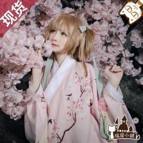 Cosplay women's wear suit goods in stock Over 14 years old [clothes] Xiaoying Tongren jacket and skirt suit Animation, original L,M,S Meow house shop Meow house shop Full payment goods in stock