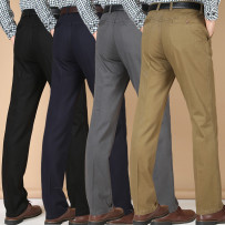 Casual pants Others Business gentleman Thick 108 Navy Blue thick 108 black thick 108 Khaki thick 108 dark grey thickened 169 black thickened 169 dark grey 2 pieces of collectibles will be delivered first, 5 yuan will be reduced, and the price will be changed automatically thick trousers Other leisure