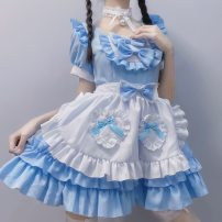 Cosplay women's wear skirt goods in stock Over 14 years old Pre sale ~ delivery around the middle of April original S,M,L,XL,XXL Cute, maid, campus, Lolita