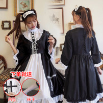Cosplay women's wear skirt goods in stock Over 14 years old comic other Japan Soft girl S