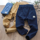 trousers Other / other male Sign code 110 refers to height 110cm, sign code 120 refers to height 120cm, sign code 130 refers to height 130cm, sign code 140 refers to height 140cm, sign code 150 refers to height 150cm, sign code 160 refers to height 160cm spring and autumn trousers leisure time other