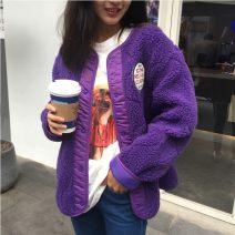 Gift bag / plastic bag violet
