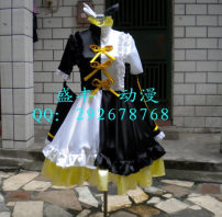 Cosplay women's wear Other women's wear Customized Over 14 years old comic