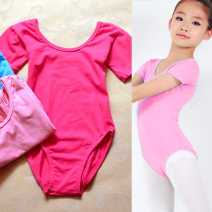 Children's performance clothes female Other / other W012 practice Pure cotton (100% content) 2, 3, 4, 5, 6, 7, 8, 9, 10, 11, 12, 13, 14 years old