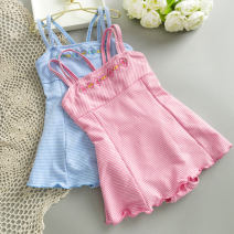 Children's swimsuit / pants Other brands [130] 110-120cm, [140] 120-130cm, [150] 130-140cm, if you want to wear loose, please increase one size Blue, light green, light blue Leisure surf swimsuit, children's one-piece swimsuit female spandex