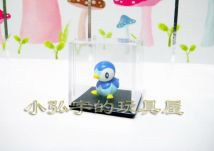 Doll / Ornament / hardware doll goods in stock Round penguin with box single round Penguin without box Doll about 4cm box 5cm square