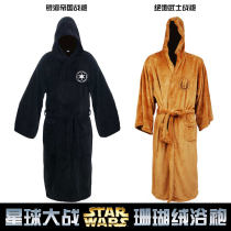 Cartoon T-shirt / Shoes / clothing Pajamas / housewear Over 14 years old Star Wars goods in stock Brown (Jedi) black (Galactic Empire) ML U.S.A male Manchuang fourteen thousand and nineteen