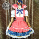 Cosplay women's wear skirt Customized Over 3 years old Please pat me for clothes, please leave a message for customized size, please pat me for socks Animation, games Tailor made City of white night Japan Cute, maid, otaku, Lolita Love Live! South bird