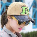 Hat Cotton polyester Dark grey hat body navy blue hat body sky blue hat body coffee hat body yellow hat body M(56-58cm) Baseball cap currency street