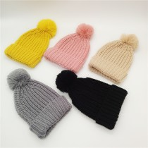 Hat Average size Yellow gray black pink off white Recommended age (5 months to 3 years) 43-50cm neutral Headgear dome Travel Aiyingkang No eaves other DSA36