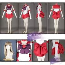 Cosplay women's wear Other women's wear goods in stock Over 6 years old Female XXS, female XS, female s, female m, female L, female XL, female XXL, female XXXL Animation, film and television Average size Show animation Chinese Mainland Sailor Moon Huoyeli