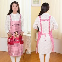apron Sleeveless apron antifouling Korean version other Household cleaning Average size public no