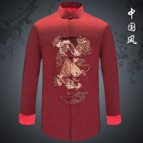 National Costume Other / other XXL [recommended weight: about 170 kg], m [recommended weight: about 120 kg], l [recommended weight: about 140 kg], 3XL [recommended weight: about 190 kg], XL [recommended weight: about 150 kg] Tang costume autumn leisure time youth 2019 other Animal design washing