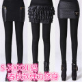 Leggings Winter 2014 Plush trousers all2 25-29 years old Flagship store of channel one other