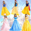 National costume / stage costume Summer 2017 Style 1, style 2, style 3, Belle, Cinderella, godmother S,M,L,XL,XXL Other / other