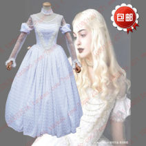 Cosplay women's wear skirt goods in stock Over 14 years old All sizes are female by default Animation, original, film and television, games 50. M, s, XL, XXL, XXXL, customized Taoman 2008 Europe and America Lolita Taoman animation