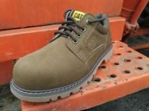 Protective footwear 38 39 40 41 42 43 44 45 Golden brown