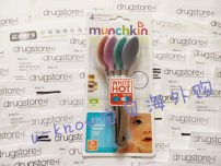 Children tableware stainless steel Munchkin / man Qujian U.S.A 4 months Spoon / chopsticks